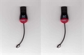 Picture of 2 x Quantity of T-Mobile HTC S710 Touch Card Reader HM-LM180D01-Z-19 Micro SD Card Reader Up to 32GB