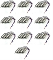 Picture of 10 x Quantity of 3D Flying FY8012 3.7v 7mm Motor Counter-Clockwise and Clockwise Set 2 Each