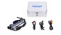 Picture of GoPro Hero 4 Silver FPV Goggles Wireless 5.8GHz RC Receiver Video System