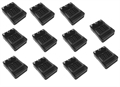 Picture of 10 x Quantity of Heli-Max 1Si LiPo Battery Low Voltage Alarm Buzzer Tester Checker 1S-8S