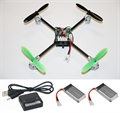 Picture of Walkera V2 BNF Mini Quadcopter Binds to Walkera Devo 2.4Ghz GREEN MACHINE 32MPH Easy to Fly, Upgrade, Repair! Flips & Rolls (No Canopy) 5 Channels