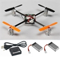 Picture of Walkera V2 BNF 32MPH Mini Quadcopter Binds to Walkera Devo 2.4Ghz Easy to Fly, Upgrade, Repair! Flips & Rolls 5 Channels (No Canopy)