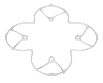 Picture of Hubsan X4 H107L 7mm H107-A15 White Protection Guard Cover