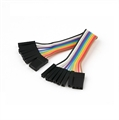 Picture of Super Clean RC Male to Male Ribbon Extension set (100mm)