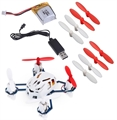 Picture of Hubsan Q4 Nano H111 Quadcopter BNF w/ 2x Propellers (NO REMOTE))