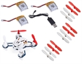 Picture of Hubsan Q4 Nano H111 Quadcopter BNF Combo  3x Batteries & Propellers (NO REMOTE)