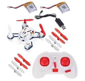 Picture of Hubsan Q4 Nano H111 Quadcopter RTF Combo 2x Batteries & 2x Propellers