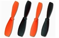 Picture of Blue Mini Drone Ultra Durable Propeller Blades Rotor Props
