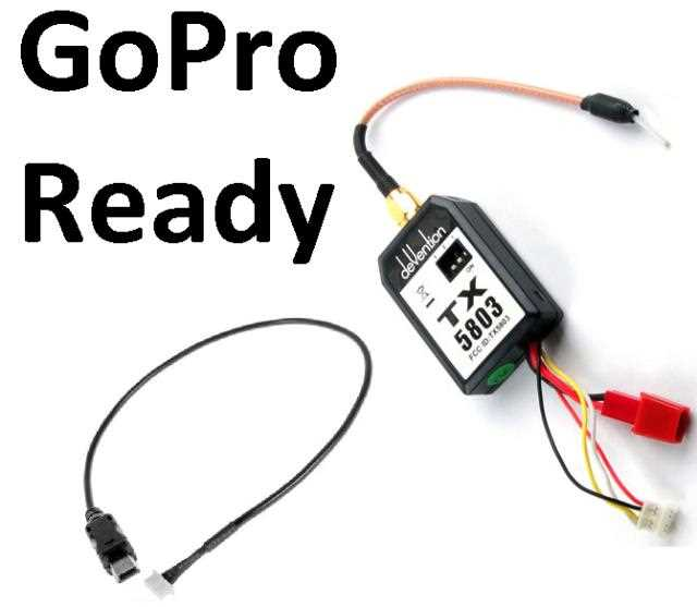 p  httpwwwhobbyflipcompgopro hero silver gopro wire cable mw fpv transmitter live video tx
