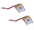 Picture of 2 x Quantity of Space Trek M9912 RC Quadcopter of 6 Axis Li-Po Battery Power Pack 3.7v 100mAh