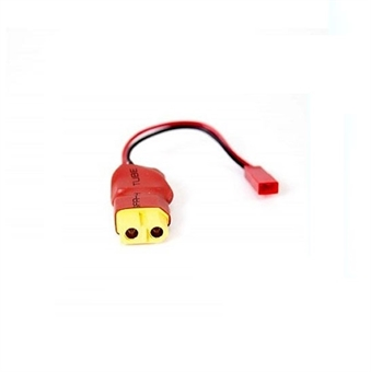 Picture of XT60 - JST Female in-line power adapter XT-60