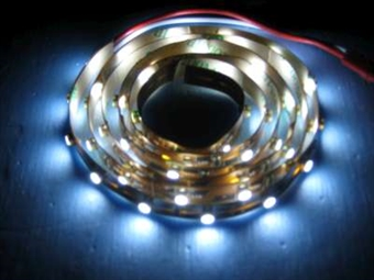 Picture of Turnigy High Density R/C LED Flexible Strip WHITE (1 Meter)
