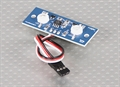 Picture of Two LED PCB Strobe Green and Continuous White 3.3~5.5V for RC Night Flying Power Drone JR Plug