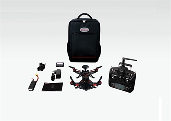 Picture of Walkera Rudnner 250 (R) Advanced GPS Racing Quadcopter Drone 1080P Camera Backpack OSD RTF2  Devo 7 Radio