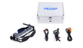 Picture of Walkera Runner 250 DIY FPV Goggles Wireless 5.8GHz RC Receiver Video System