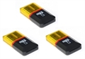 Picture of 3 x Quantity of Sharp AQUOS Crystal Micro SD Card Reader Up to 32GB