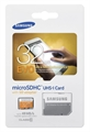 Picture of Samsung Galaxy S 5  32GB Micro SD Memory Card Ultra Class 10 SDHC up to 48MB/s with Adapter
