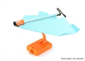 Picture of Electric Paper Airplane Kit Motor Super Fun and Easy!