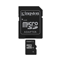 Picture of HTC One M9 4 GB microSDHC Class 10 UHS-1 Memory Card with Adapter (SDC10/4GB) SDC10/4GB