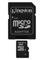 "Picture of HP Slate 8"" 8 GB microSDHC Class 4 Flash Memory Card SDC4/8GBET SDC4/4GBET"