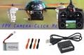 Picture of Walkera Runner 250 (R) Advanced GPS Quadcopter Drone Devo F4 Transmitter Live Video Feed RTF Drone Quadctoper