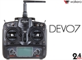 Picture of Walkera Runner 250 (R) Advanced GPS Quadcopter Drone  Devo 7 Transmitter Controller Remote Control