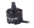 Picture of GoPro Hero+  Brushless Motor Dextrogyrate Thread Scout X4-Z-12 (WK-WS-34-002)