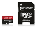 Picture of Hubsan X4 H107D+ Plus Transcend 64GB MicroSDXC Class10 UHS-1 Memory Card with Adapter 45 MB/s (TS64GUSDU1E)