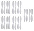 Picture of ROA Hobby Alien X6 Hexacopter  White on White Propeller Blades Props 5x Propellers