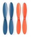 Picture of HobbyWinner Spyder X Blue Orange Propeller Blades Propellers Props