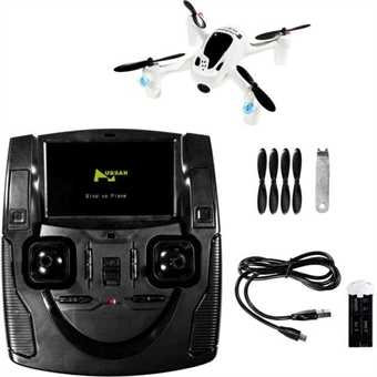 Picture of Hubsan X4 H107D+ Plus FPV Quadcopter Drone RTF Mode 2 w/ 720P HD Camera 6-Axis Gyro 4-ch 2.4Ghz & 5.8Ghz