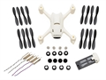 Picture of Hubsan X4 H107C+-06 Crash Pack Replacement parts kit quadcopter parts