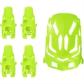 Picture of Elf Tiny Ufo Quadcopter Nano Body Shell H111-01 Green Quadcopter Frame w/ Motor supports