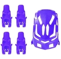 Picture of Hubsan Q4 Nano H111 Body Shell H111-01 Purple Quadcopter Frame w/ Motor supports