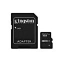 Picture of JXD 392 Kingston 4 GB microSDHC Class 4 Flash Memory Card SDC4/4GBET SDC4/4GBET